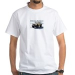 Beach Patrol Bronco White T-Shirt
