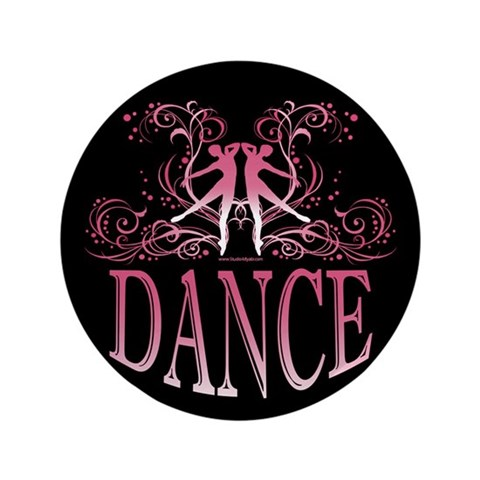 DANCE 3.5quot; Button 100 pack Hobbies 3.5 Button 100 pack by CafePress