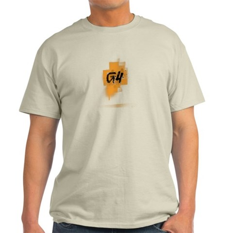 Graffiti G4 - Tv show Light T-Shirt by CafePress