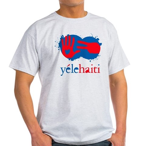 Yele Haiti  Cupsreviewcomplete Light T-Shirt by CafePress
