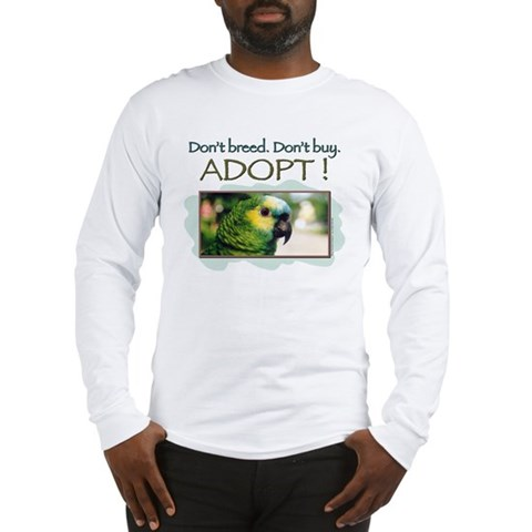 - Amazon Breed Long Sleeve T-Shirt by CafePress