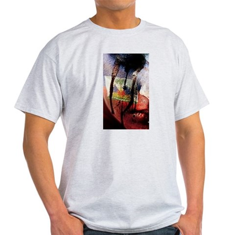 Tears for Haiti  Haiti Light T-Shirt by CafePress