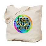 Teenwitch.com Tote Bag