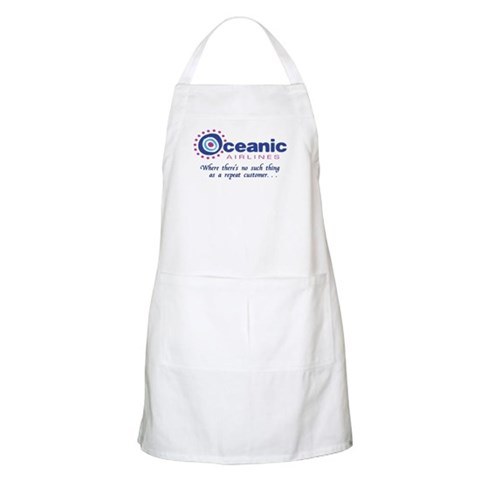 'Oceanic Airlines'  Funny Apron by CafePress