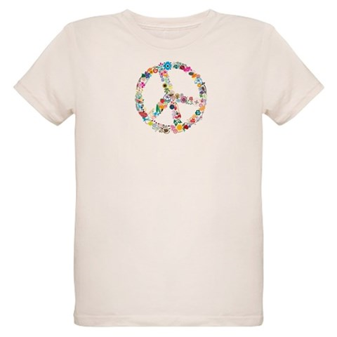 Animal Organic Kids T-Shirt by CafePress