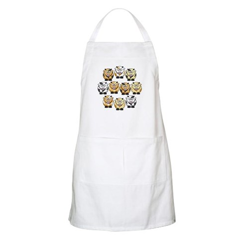 10 Cow  Humor Apron by CafePress