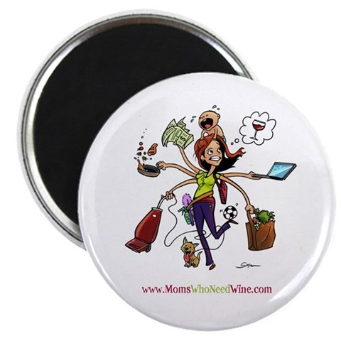 2.25quot; Magnet 10 pack Mom 2.25 Magnet 10 pack by CafePress