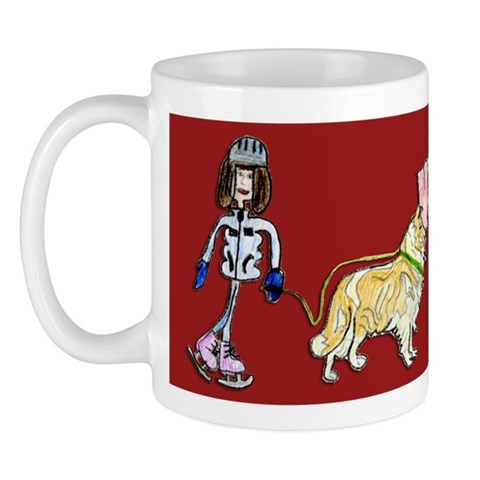 MWCR 2010 Cocoa for Christmas Pets Mug by CafePress