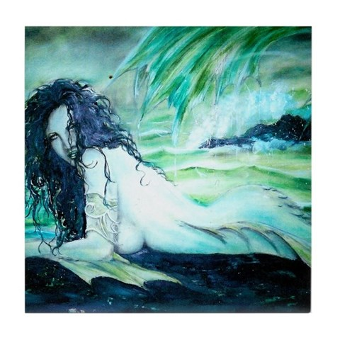 Atlantian Beauty  Sexy Tile Coaster by CafePress