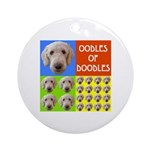 Oodles of Doodles Labradoodle Ornament
