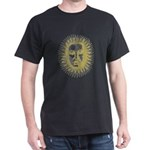 Sun God Black T-Shirt