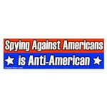 Spying on Americans is Anti-American
