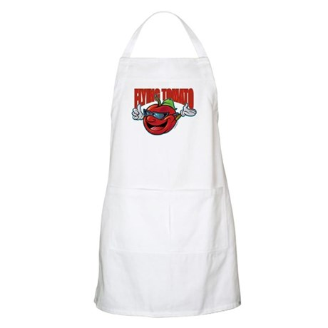Flying Tomato! Apron