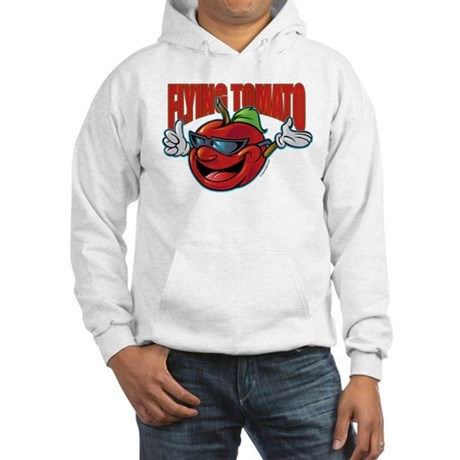 Flying Tomato! Hooded Sweatshirt