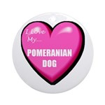 Pomeranian Lover Ornament