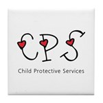 Coaster for CPS social workers