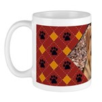 Black Mouth Cur Photo Mug