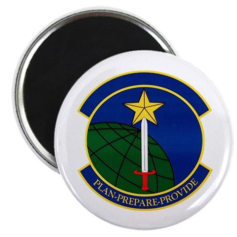2d Logistics 2.25quot; Magnet 100 pack Military 2.25 Magnet 100 pack by CafePress