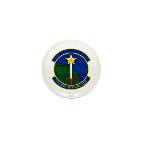 2d Logistics  Military Mini Button 100 pack by CafePress