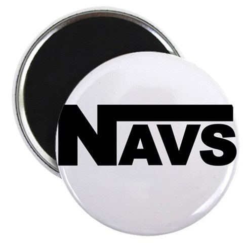 APSU Navs  Religion / beliefs 2.25 Magnet 100 pack by CafePress