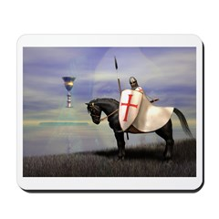 Knight Templar Mousepad ; Click for info on this Knight Templar Mousemat