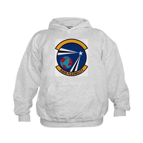 7th Airlift Control  Military Kids Hoodie by CafePress