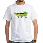 You've Been Philiminated White T-Shirt