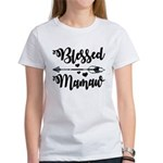 Blessed Mamaw T-Shirt