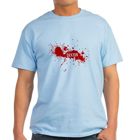 Dexter Dexter Light T-Shirt by CafePress