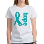 Ovarian Cancer Hope Ribbon Shirts and Gifts