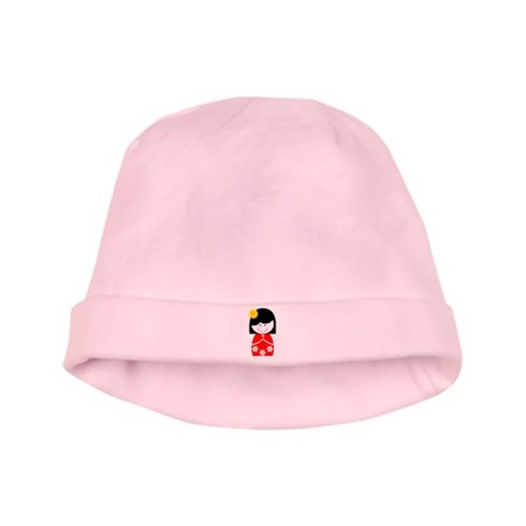 Asian Princess Infant Cap Family baby hat by CafePress