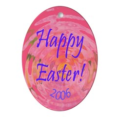 Easter Ornaments from Pawtrait Art