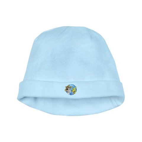 Bluey amp; Dingo's Outback Adventure Baby Hat Baby / kids / family baby hat by CafePress
