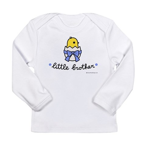 Baby Long Sleeve Infant T-Shirt by CafePress
