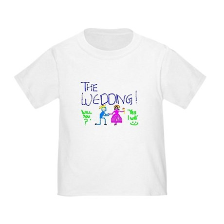 Royal Wedding 2011 Toddler T-Shirt