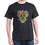 Mental Health Cross & Heart T-Shirt