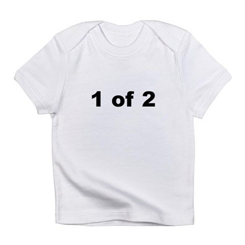 1 of 2/onesie  Humor Infant T-Shirt by CafePress