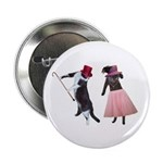 Fancy Dance Cats Button