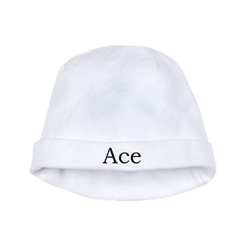 Ace 2  Sports baby hat by CafePress
