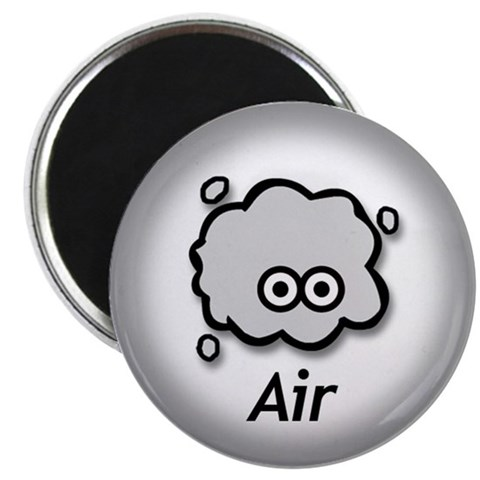 - Air  Magnet by CafePress