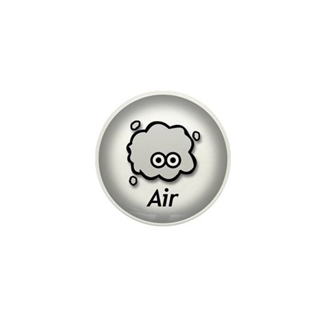 - Air  Mini Button by CafePress