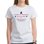 Declawing is Amputation Women's T-Shirt
