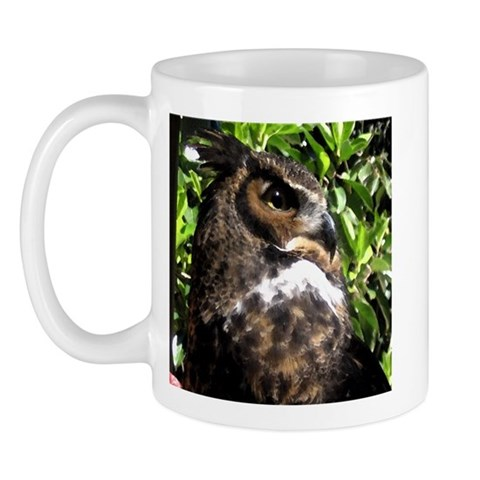 Owl Owl Mug by CafePress