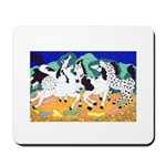 Appaloosa Horse Dance Mousepad