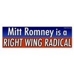 Mitt Romney Right Wing Radical '08