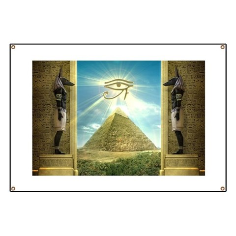 Africa Banner by CafePress