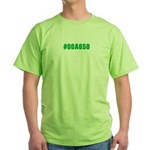 Hex value for your shirt color. Just because you live breathe and wear web and multimedia design.