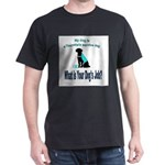 Torrette's syndrome service dog T-Shirt