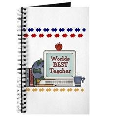 World's Best Teacher Journal