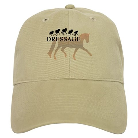 -dressage-  Horse Cap by CafePress